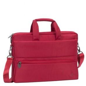 """Notebook táska, 15,6"""", RIVACASE """"Tiergarten 8630"""", piros"""
