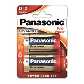 "Elem, D góliát, 2 db, PANASONIC ""Pro power"""