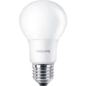 """LED izzó, E27, gömb, 8W, 806lm, 2700K, A60, PHILIPS """"CorePro"""""""