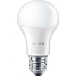 """LED izzó, E27,gömb, 13W, 1521lm, 230V, 2700K, A60, PHILIPS """"CorePro"""""""