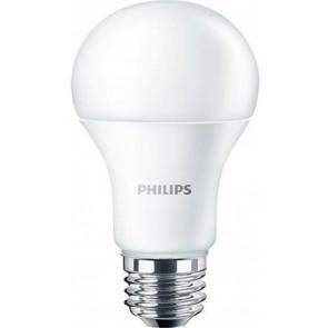 """LED izzó, E27,gömb, 10W, 1055lm, 230V, 4000K, A60, PHILIPS """"CorePro"""""""