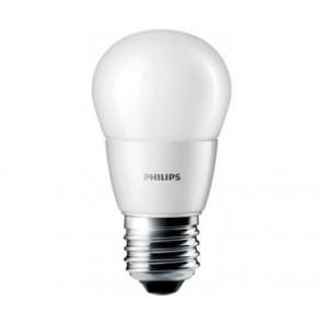 """LED izzó, E27, csillár, 7W, 830lm, 230V, 4000K, P48, PHILIPS """"CorePro"""""""