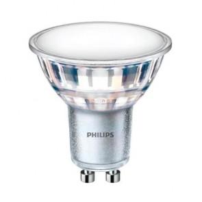 "LED, izzó, GU10, spot, 5W, 550lm, 230V, 3000K, 120D, PHILIPS ""CorePro"""