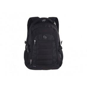 """Notebook hátizsák, 14"""", 2 részes, PULSE """"Neo"""", fekete"""
