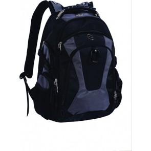 """Notebook hátizsák, 15,6"""", 4 részes, PULSE """"Urban"""", fekete"""
