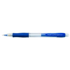 """Nyomósirón, 0,5 mm, PILOT """"SuperGrip"""", kék"""