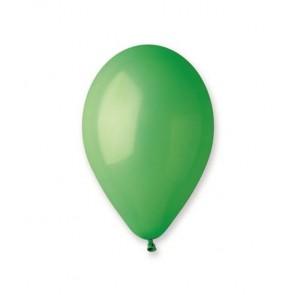 Léggömb, 30 cm, fűzöld