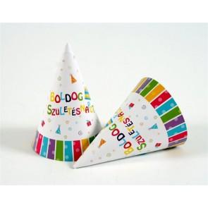 """Csákó, papír, """"Boldog születésnapot"""""""