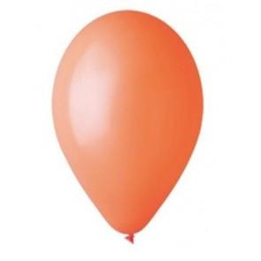 Léggömb, 26 cm, narancssárga