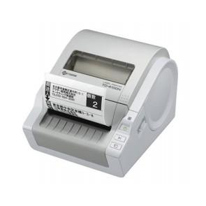 """Etikett nyomtató, ipari, BROTHER """"TD-4100N"""""""