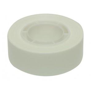 Ragasztószalag, 19 mm x 33 m, APLI, fehér