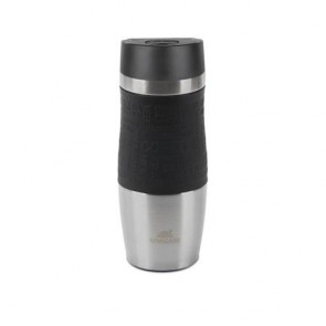 "Termosz pohár, 0,38 l, RIVACASE ""90346SL"", ezüst"