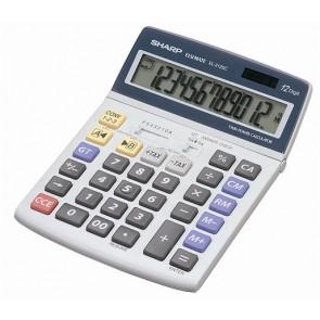 """Számológép, asztali, 12 számjegy, SHARP """"EL-2125C"""""""