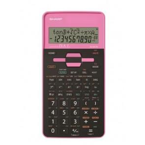 """Számológép, tudományos, 273 funkció, SHARP """"EL-531"""", pink"""