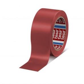 "Jelölőszalag, 50 mm x 33 m, TESA ""Professional"", piros"