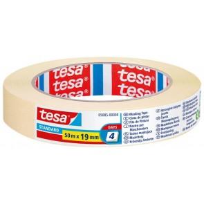 """Festő- és mázolószalag, 19 mm x 50 m, TESA """"Standard 5085"""""""