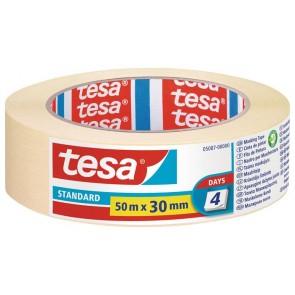 """Festő- és mázolószalag, 30 mm x 50 m, TESA """"Standard 5087"""""""