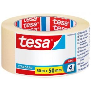 """Festő- és mázolószalag, 50 mm x 50 m, TESA """"Standard 5089"""""""
