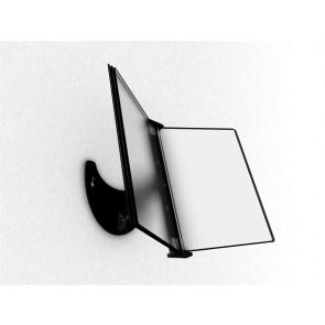 """Bemutatótábla tartó, asztali és fali, A4, 10 férőhelyes, TARIFOLD """"3D"""""""