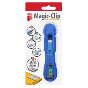 "Kapocs adagoló, kapoccsal, ICO ""Magic Clipper"""