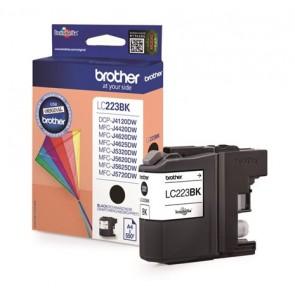 LC223B Tintapatron MFC-J4420DW, MFC-J4620DW nyomtatókhoz, BROTHER, fekete, 550 oldal