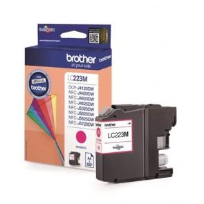 LC223M Tintapatron MFC-J4420DW, MFC-J4620DW nyomtatókhoz, BROTHER, magenta, 550 oldal