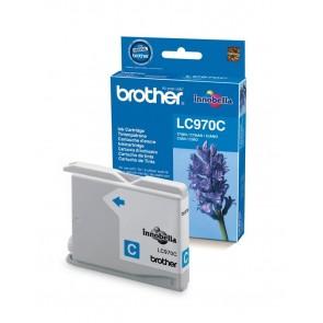 LC970C Tintapatron DCP 135C, 150C, MFC235C nyomtatókhoz, BROTHER kék, 300 oldal