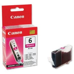 BCI-6M Tintapatron BJC-8200 Photo, i560 nyomtatókhoz, CANON vörös, 13ml