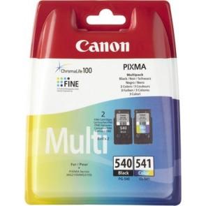 CL-541/PG-540 Tintapatron multipack Pixma MG2150, 3150 nyomtatókhoz,CANON, b+c, 2*180 oldal