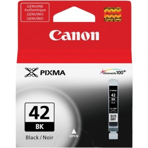 CLI-42B Tintapatron Pixma Pro 100 nyomtatóhoz, CANON fekete, 13ml