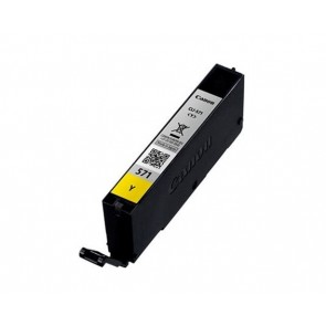 CLI-571Y Tintapatron Pixma MG5750, 6850,7750 nyomtatókhoz, CANON, sárga, 7 ml