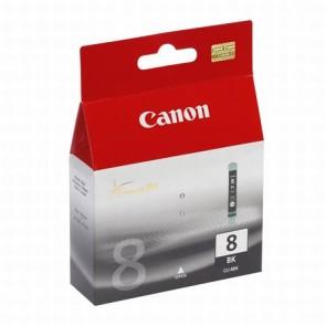 CLI-8B Tintapatron Pixma iP4200, 4300, 4500 nyomtatókhoz, CANON fekete, 13ml