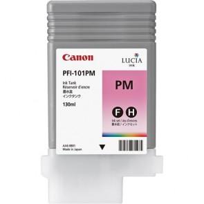 PFI-101PM Fotópatron iPF5100, 6100 nyomtatókhoz, CANON vörös, 130ml