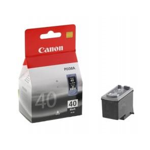 PG-40 Tintapatron Pixma iP1300, 1600, 1700 nyomtatókhoz, CANON fekete, 16ml