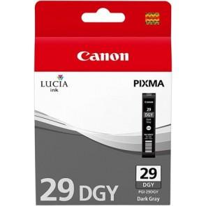 PGI-29 Tintapatron Pixma Pro1 nyomtatóhoz, CANON sötét szürke, 36ml
