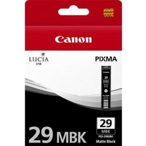 PGI-29 Tintapatron Pixma Pro1 nyomtatóhoz, CANON matt fekete, 36ml