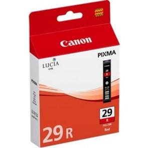 PGI-29 Tintapatron Pixma Pro1 nyomtatóhoz, CANON, piros, 36ml