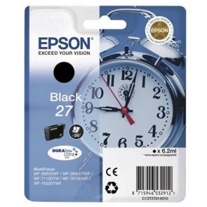T27014010 Tintapatron Workforce 3620DWF,7110DTW sorozat nyomtatókhoz, EPSON fekete, 6,2 ml