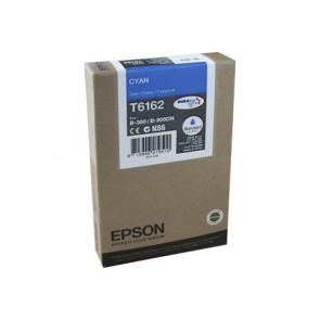 T616200 Tintapatron BuisnessInkjet B300, B500DN nyomtatókhoz, EPSON, cián, 3,5k