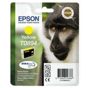 T08944011 Tintapatron Stylus S20, SX100, 105 nyomtatókhoz, EPSON sárga, 3,5ml