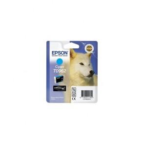 T09624010 Tintapatron StylusPhoto R2880 nyomtatóhoz, EPSON kék, 11,4ml