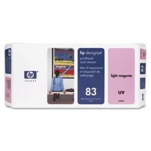 C4965A Tintapatron fej és tisztító DesignJet 5000 nyomtatóhoz, HP 83 világos uv vörös