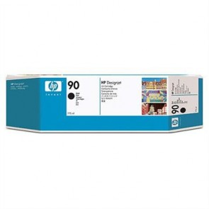 C5059A Tintapatron DesignJet 4000 nyomtatóhoz, HP 90 fekete, 775ml
