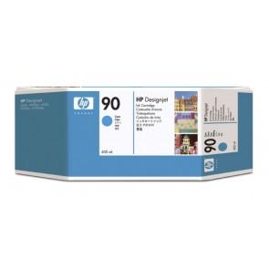 C5061A Tintapatron DesignJet 4000 nyomtatóhoz, HP 90, cián, 400ml