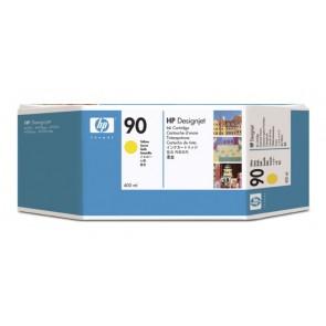 C5065A Tintapatron DesignJet 4000 nyomtatóhoz, HP 90, sárga, 400ml