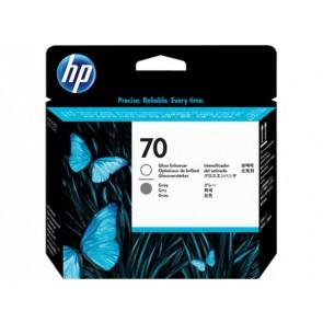 C9410A Tintapatron fény optimalizáló és fej DesignJet Z2100 nyomtatóhoz, HP 70, szürke