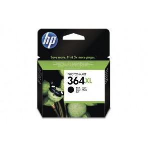 CN684E Tintapatron Photosmart C5380, C6380, D5460 nyomtatókhoz, HP 364xl fekete, 550 oldal