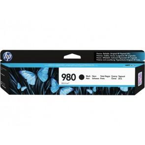 D8J10A Tintapatron Officejet Enterprise Color X585, X555 nyomtatókhoz, HP 980 fekete, 10K