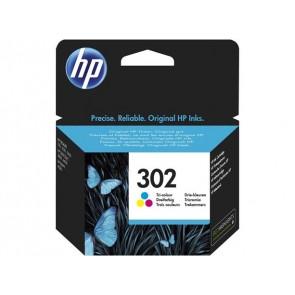 F6U65AE Tintapatron DeskJet 2130 nyomtatókhoz, HP 302, színes, 4ml