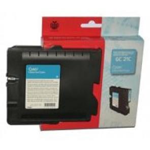 405533 Gélpatron Aficio GX 3000, 3050N nyomtatókhoz, RICOH Type GC21 kék